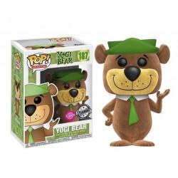 Funko Pop Yogi Bear N187 Flocked