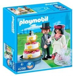 4298 Playmobil pareja de novios
