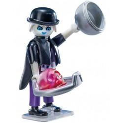11 Playmobil Camarero fantasma