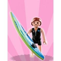 Playmobil Serie 3 Surfista