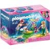 70100 Playmobil Familia Sirenas