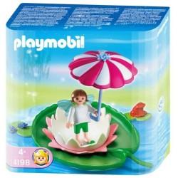 4198 Playmobil Nenúfar con hada