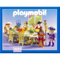 3021 Playmobil Comedor Palacio